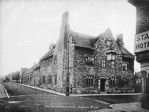 Newport Old Grammar School